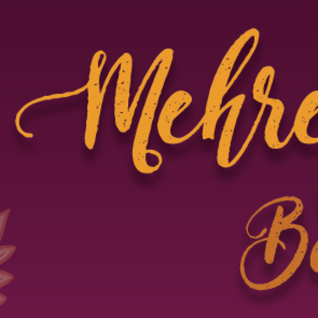 2nd Annual Mehregan Ball