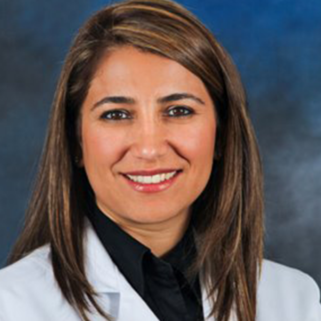 Negar Golesorkhi, MD