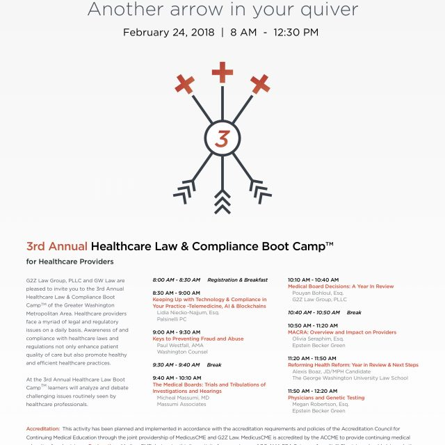 Healthcare Law for Healthcare Providers